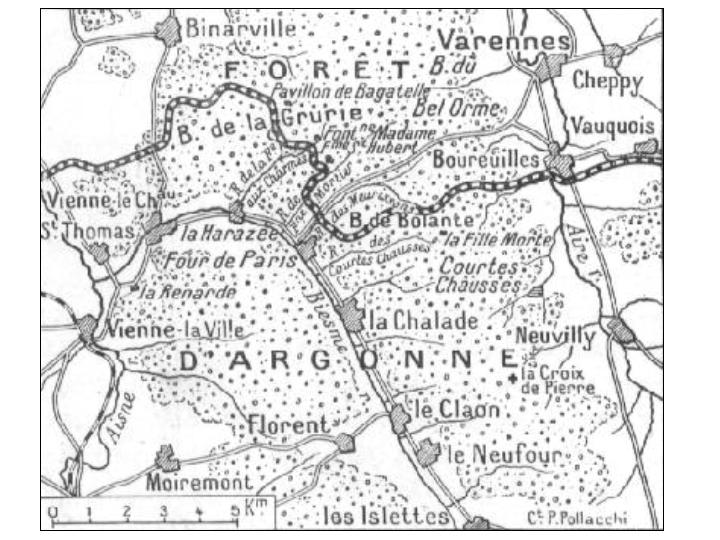 13 juin 1915 dans JDG1 - JUIN 1915 Argonne1