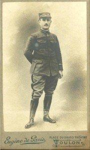Sous-lieutenant Paul ANDREANI dans P2 - Paul ANDREANI Andreani-Paul-2-180x300