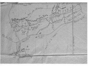 DESCRIPTION DU SECTEUR dans JMO de la 251ème Brigade d'infanterie. secteur-juin-1915-300x225